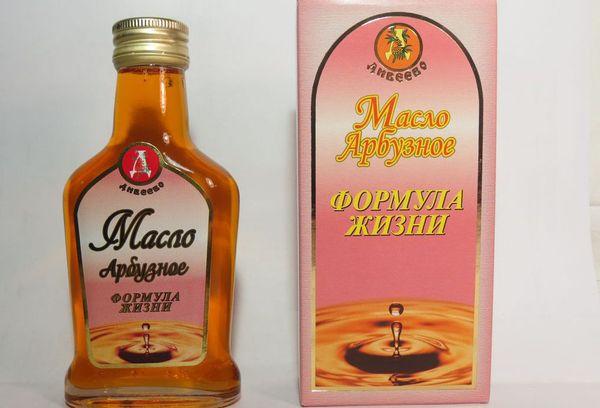Арбузных косточек масло
