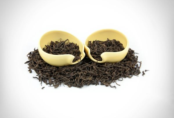 Темный чай (Шу)