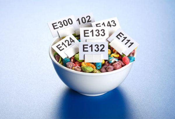Пищевые добавки «Е»