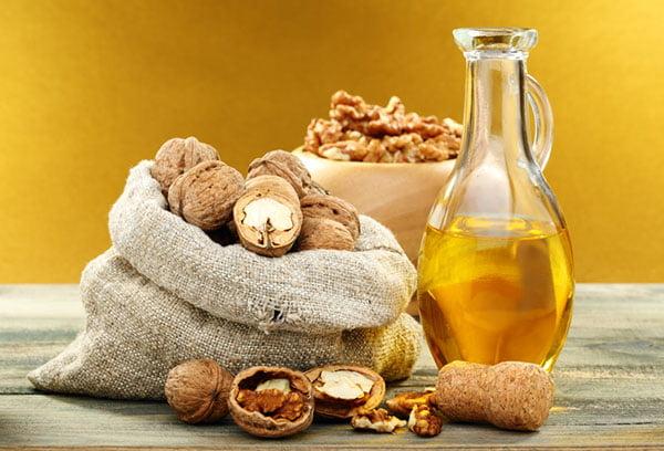 Масло грецкого ореха польза