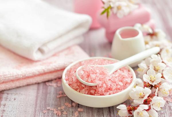 Гималайская розовая соль