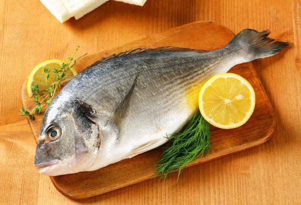 рыба морской карась