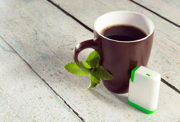Кофе и сорбит