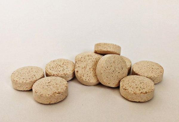 Пивные дрожжи в виде таблеток
