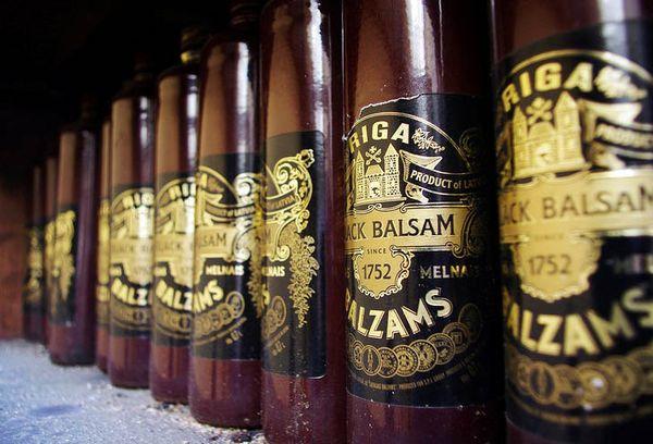 напиток из Риги