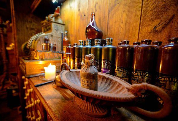 бальзам напиток из Риги