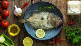 Рыба дори