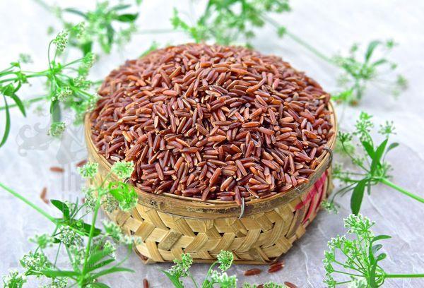 длиннозерновый красный рис