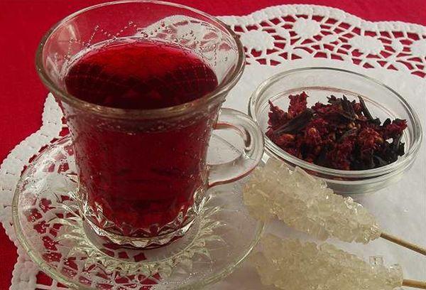 напиток из ягод лимонника