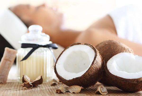 Применение кокосовоего масла в косметологии