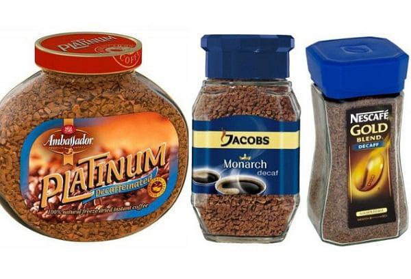 кофе Джакобс Нескафе Платиниум