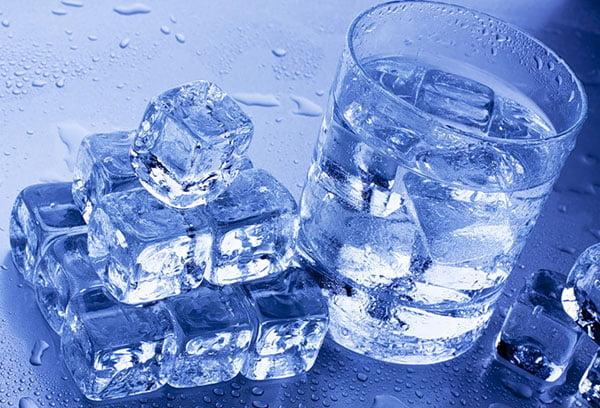 Вода и лед