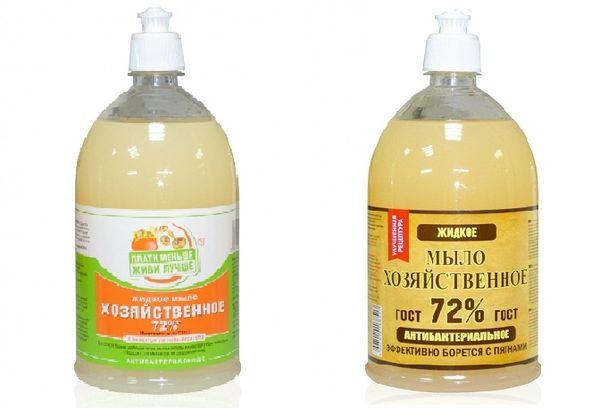 хозяйственное мыло для тела польза и вред