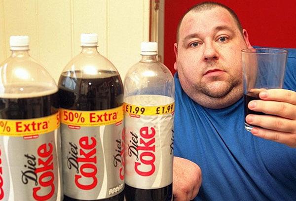 Ожирение от кока-колы