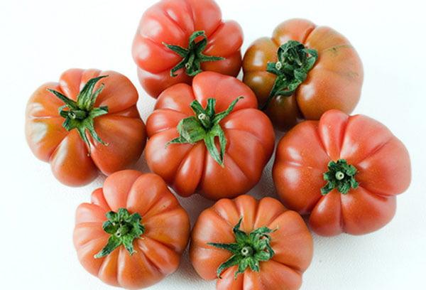 Недозрелые томаты