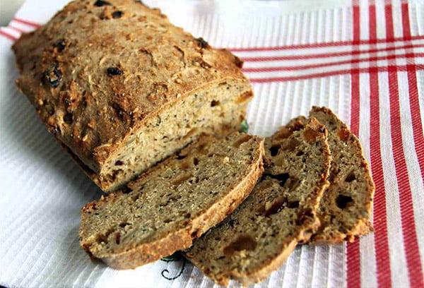 Цельноерновой хлеб с добавками