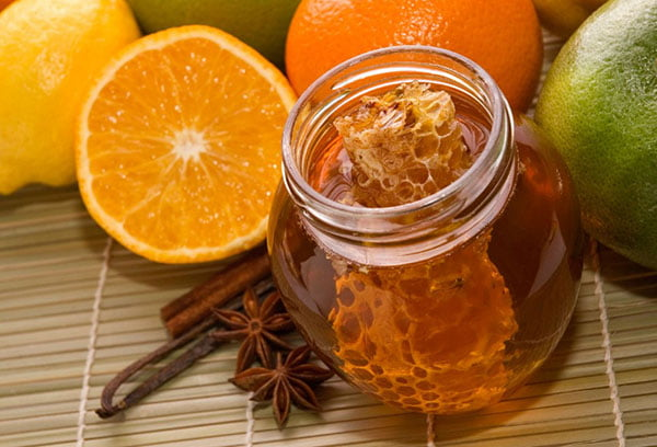 Мед, специи и апельсины