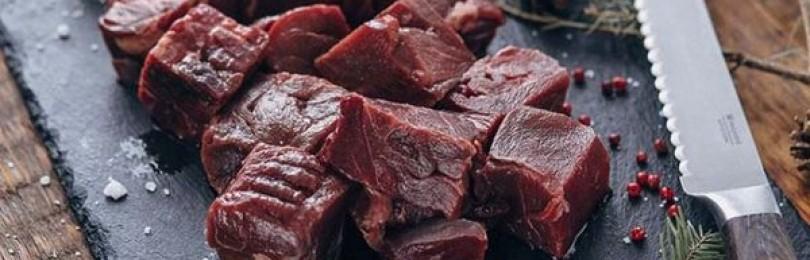 Мясо медведя