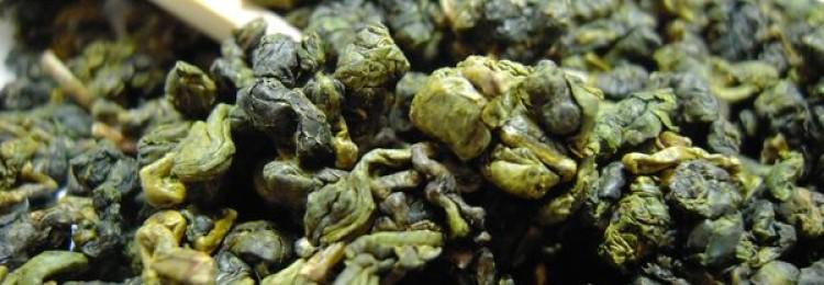 Зеленый чай молочный улун
