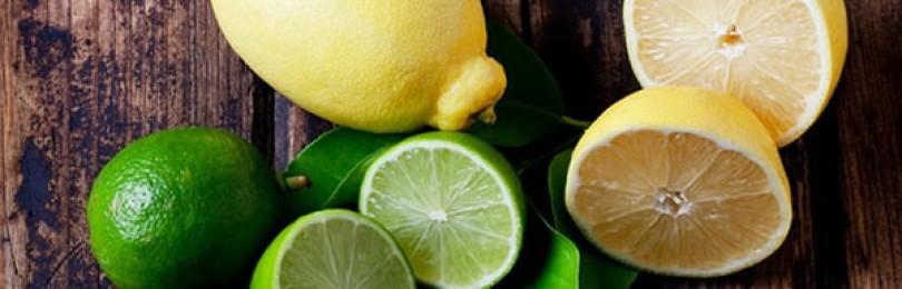 Лайм или лимон – что полезнее