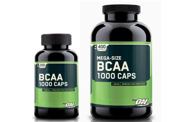 BCAA в бодибилдинге