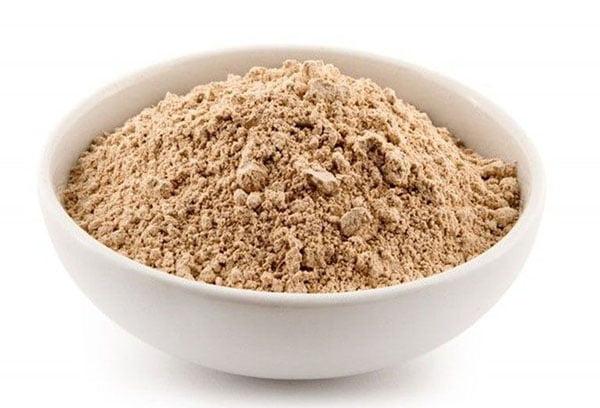 Мука из бурого риса
