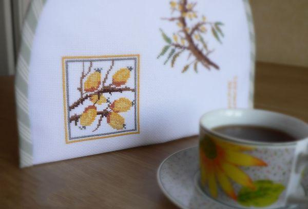 Чай из листьев облепихи