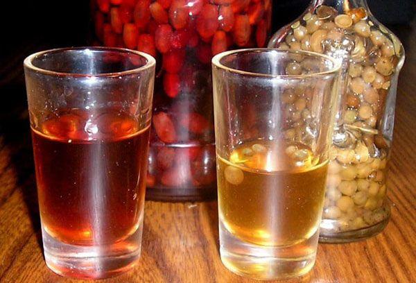 Кедровая настойка на водке рецепт для лечения как принимать