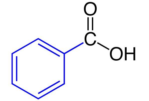 Сорбат калия формула