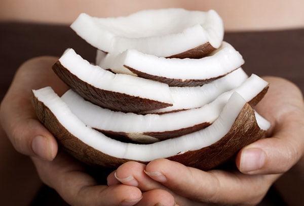 Мякоть кокосового ореха