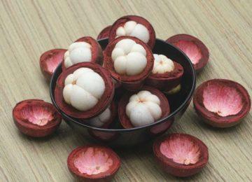 Мангостин - фрукт Таиланда
