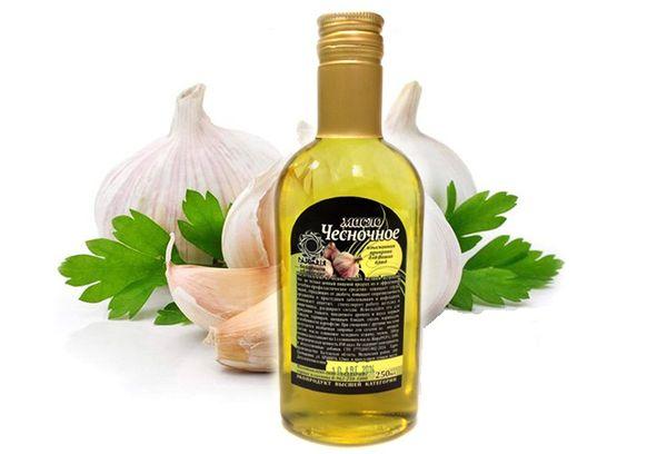 Оливковое масло с чесноком польза