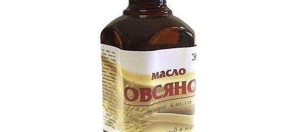 овсяное масло