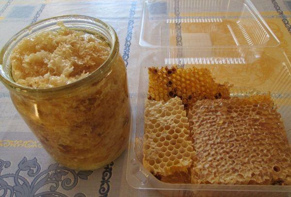 Натуральный пчелиный забрус