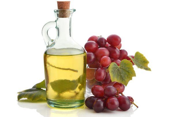 масло виноградное в бутылке