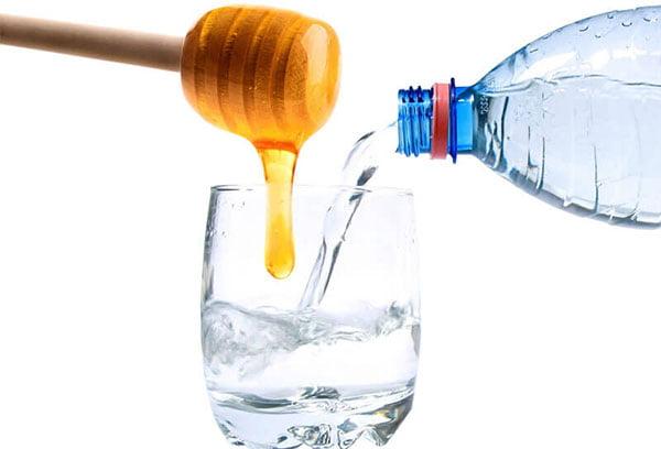 Приготовление медовой воды