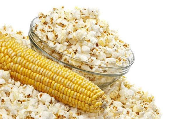 Кукуруза и попкорн