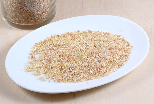 Крупа из пшеницы
