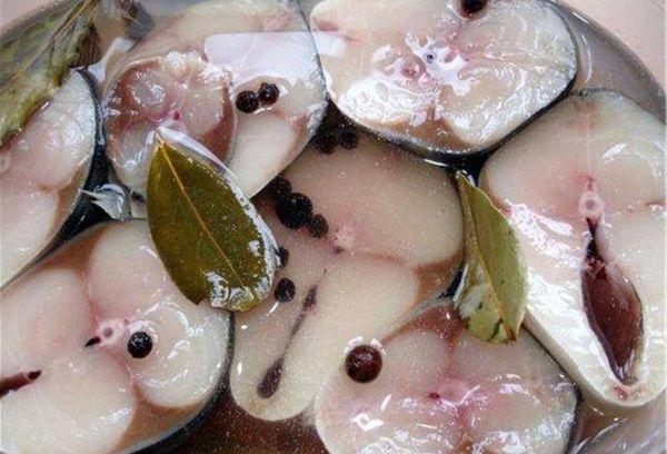 засоленная рыба