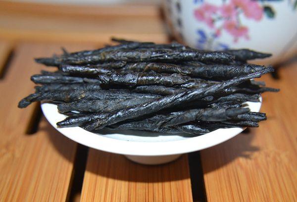 листовой китайский чай кудин