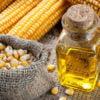 Флакон с кукурузным маслом