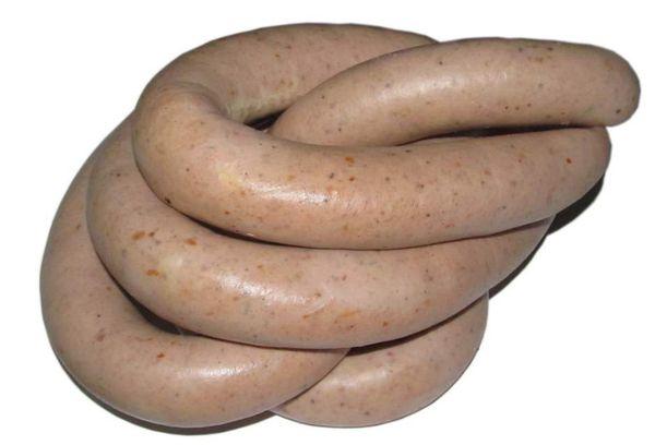 Колбаса домашняя ливерная в кишке
