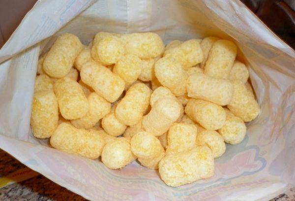 сладкие кукурузные палочки
