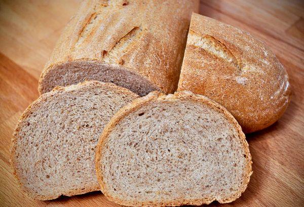 хлеб из пшеничных отрубей