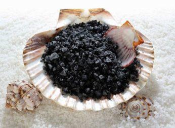 Черная соль из Костромы