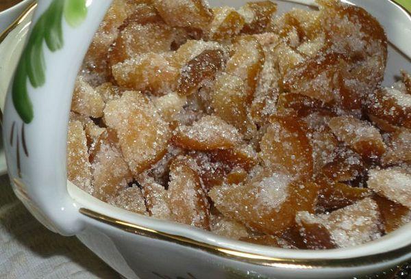 цукаты из груш