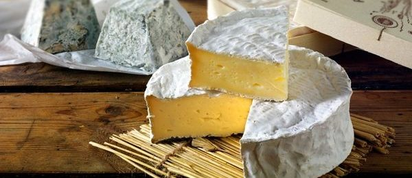 Козий сыр с плесенью