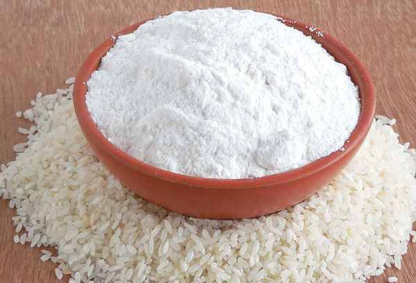 мука и рис