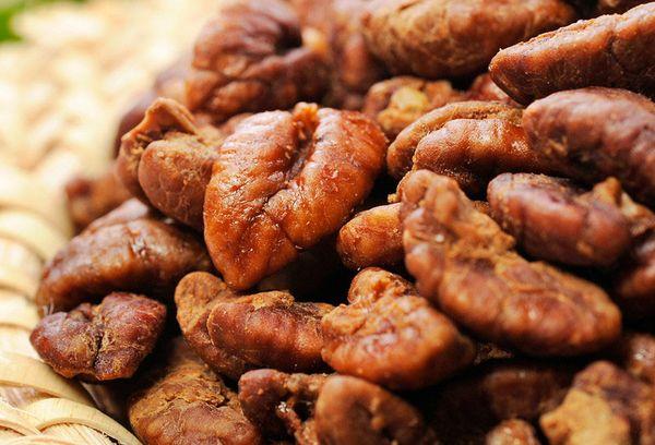 орешки пекан чищенные