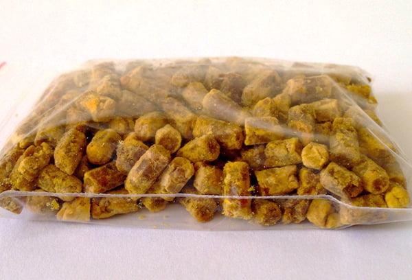 Пакетик с пчелиной пергой